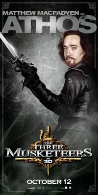 Meet Athos Poster