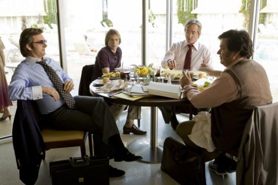 New Images from Frost/Nixon and Official Trailer out!