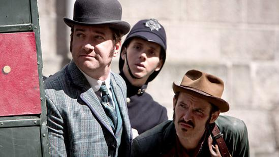 Ripper Street: episode 5 clip