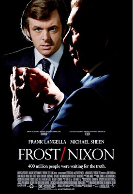 First Frost/Nixon Poster
