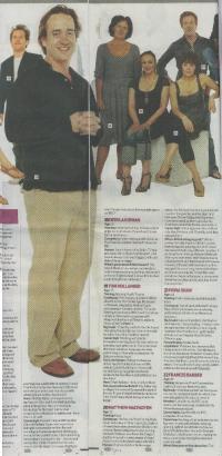 Sunday Observer Review Article on Matthew Macfadyen (Jun 2007)