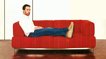Timeout magazine article 2002