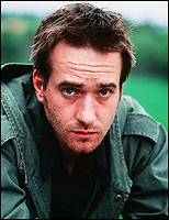In his latest role as Darcy, Matthew Macfadyen gets to brood just like he did for In My Father's Den.